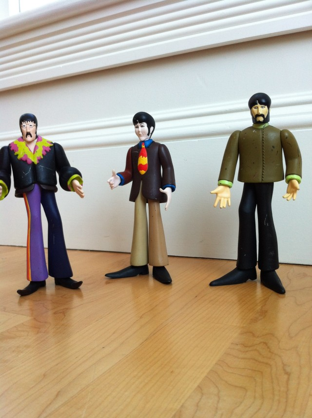 Missing Ringo